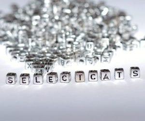 Buchstaben Perlen silber