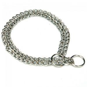 Halskette 2reihig offen