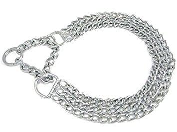 Halskette doppelreihig