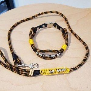 SET Paracord Halsband und Leine