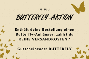 Butterfly Juli Shop-Aktion Widget 2020